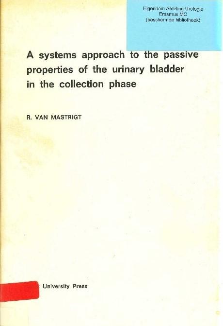 R. van Mastrigt