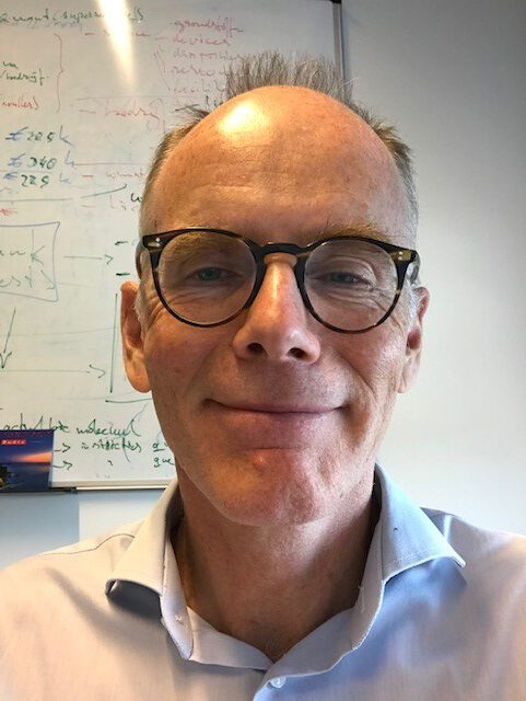 Paul Verhagen MD, PhD
